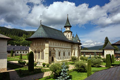Putna monastery Stock Images