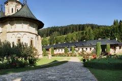 Putna Monastery Stock Photo