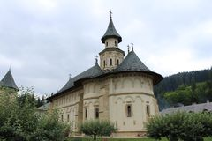 Putna monastery in Suceava Romania. Putna monastery the creation of prince Stefan cel Mare Royalty Free Stock Photography