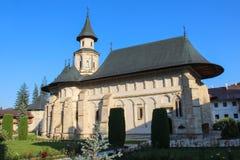 Putna Monastery - The Main Church Royalty Free Stock Photos