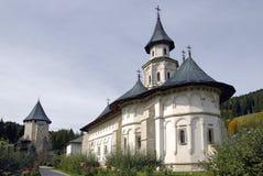 Putna Monastery,  Romania Stock Photography