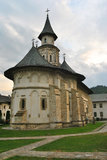 Putna monastery Stock Photography