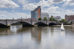 Putney bridge Royalty Free Stock Photo