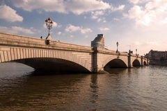 Putney Bridge Stock Image