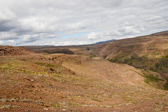 The Putorana Plateau Stock Photos