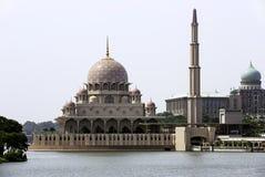 Putra清真寺 图库摄影