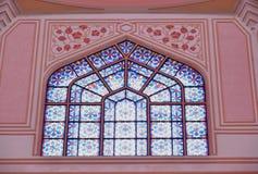 Putra清真寺Masjid Putra 库存照片
