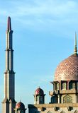 putra мечети Стоковое Фото