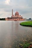 Putra meczet Obrazy Stock
