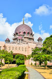 Putra Meczet Fotografia Royalty Free