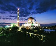 Putra Moschee Lizenzfreie Stockbilder