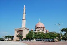 Putra Moschee Stockfotografie
