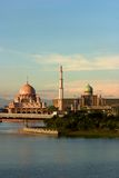 Putra Moschee II Stockbild