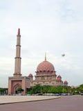 Putra Moschee, Putrajaya, Malaysia Lizenzfreie Stockfotografie