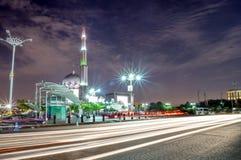 Putra Moschee, Putrajaya, Malaysia lizenzfreie stockfotos