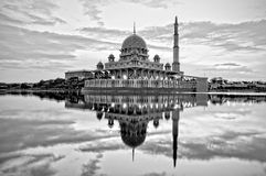 Putra moské Royaltyfri Fotografi