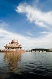 Putra Mosque Royalty Free Stock Photos
