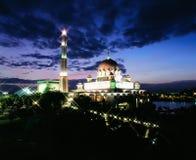 Putra Mosque. Putra Jaya, Wilayah Persekutuan, Malaysia Royalty Free Stock Photo