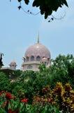 Putra Mosque. In Putrajaya, Malaysia Royalty Free Stock Photos