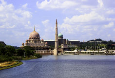 Free Putra Mosque Stock Photo - 53413780