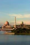 Putra Mosque II Stock Image