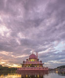 Putra Mosque, Malaysia At Dawn II Stock Photography