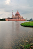 Putra mosque Stock Images