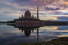Putra Mosque Stock Photos