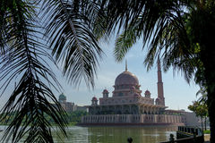 Putra Mosque Royalty Free Stock Images