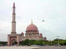Putra Mosque, Putrajaya, Malaysia Stock Photos
