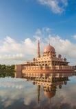 Putra Mosque, Putrajaya, Malaysia I. The Putra Mosque in the morning hours, Putrajaya, Malaysia Stock Photos