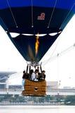 Putrajaya国际热空气气球节日 图库摄影