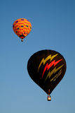 PUTRAJAYA, ΜΑΛΑΙΣΙΑ - 14 Μαρτίου, μπαλόνι ζεστού αέρα κατά την πτήση στη διεθνή γιορτή μπαλονιών ζεστού αέρα 7ου Putrajaya στις 1 Στοκ Εικόνες