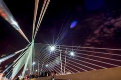 Putrajaya-Brücke stockbild