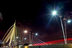 Putrajaya-Brücke lizenzfreie stockfotografie