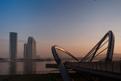 Putrajaya Bridge Stock Image