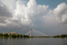Putrajaya Bridge Stock Image