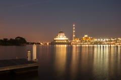 A Mosque in Putrajaya, Malaysia Stock Image