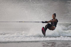 2015 Putrajaya Cup National Championships Water Ski and Wakeboard Royalty Free Stock Image