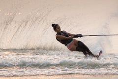 2015 Putrajaya filiżanki Krajowych mistrzostw Wodna narta i Wakeboard Fotografia Stock