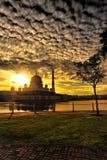 Putrajaya hermoso Fotos de archivo libres de regalías