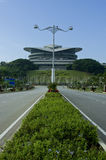 Putrajaya-internationales Messegelaende Lizenzfreie Stockfotografie