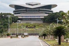Putrajaya, Malaysia - circa September 2015: Putrajaya Convention  Centre Stock Photo