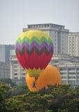 5o Festa internacional 2013 do balão de ar quente de Putrajaya Fotos de Stock