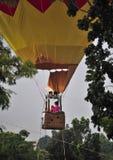 5o Festa internacional 2013 do balão de ar quente de Putrajaya Imagem de Stock Royalty Free