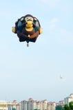 5. Heißluft-Ballon-Fiesta 2013 Putrajayas Lizenzfreie Stockfotografie