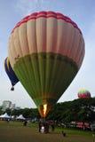 5. Internationale Heißluft-Ballon-Fiesta Putrajayas lizenzfreies stockbild