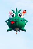 5. Heißluft-Ballon-Fiesta 2013 Putrajayas Stockbilder