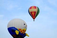Putrajaya,Malaysia - March 12, 2015 : 7th Putrajaya International Hot Air Balloon Fiesa in Putrajaya, Malaysia Stock Images