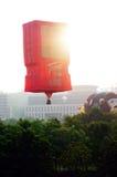 5th Putrajaya hoade luftar ballongfiestaen 2013 Royaltyfri Fotografi